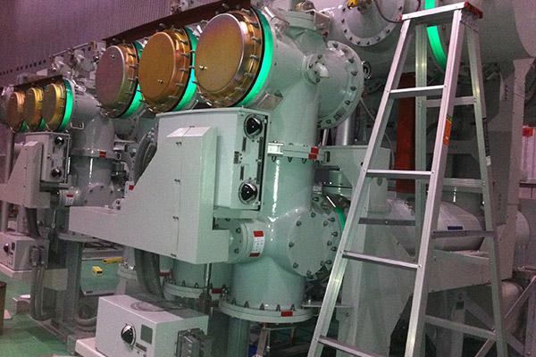 特变电工中发252kV产品